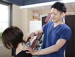 新所沢整骨院のハイボルテージ治療