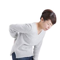 所沢40代女性腰痛